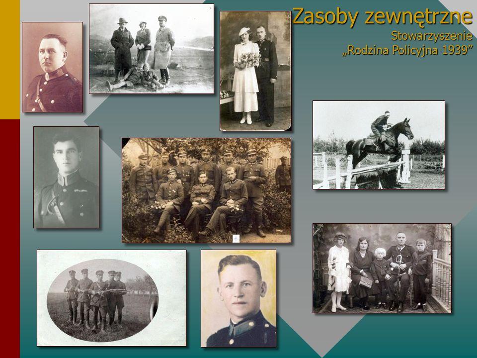 """Zasoby zewnętrzne Stowarzyszenie """"Rodzina Policyjna 1939"""