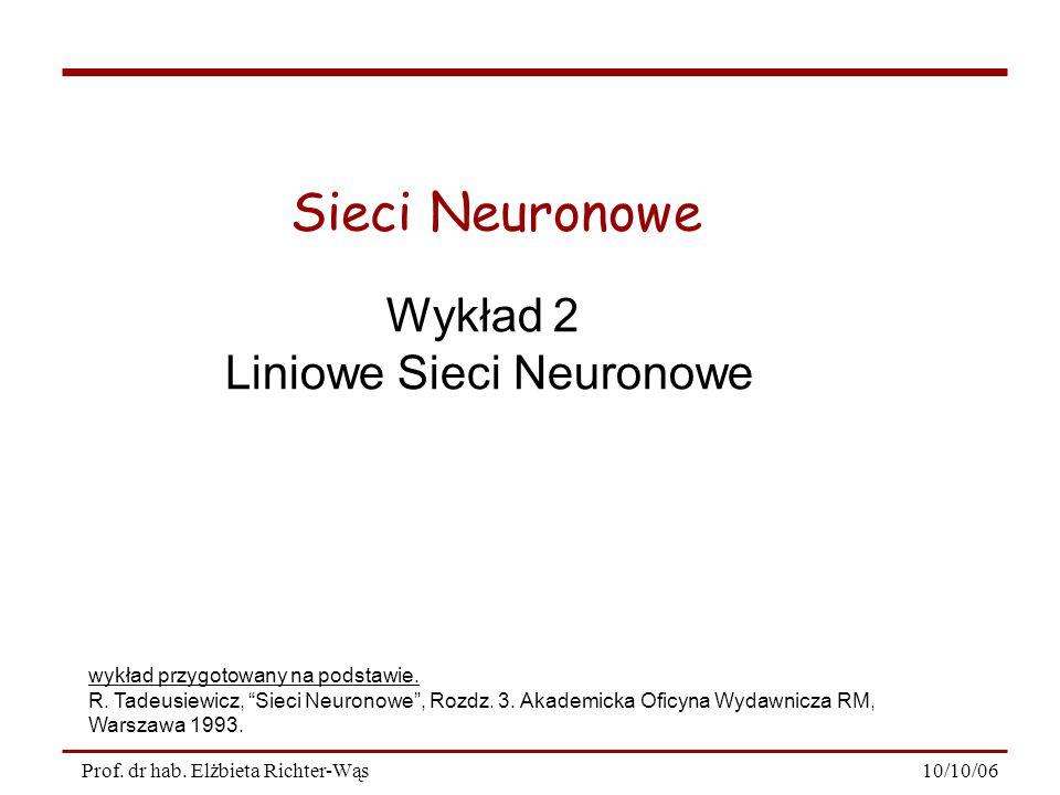 10/10/06 2 Prof.dr hab.