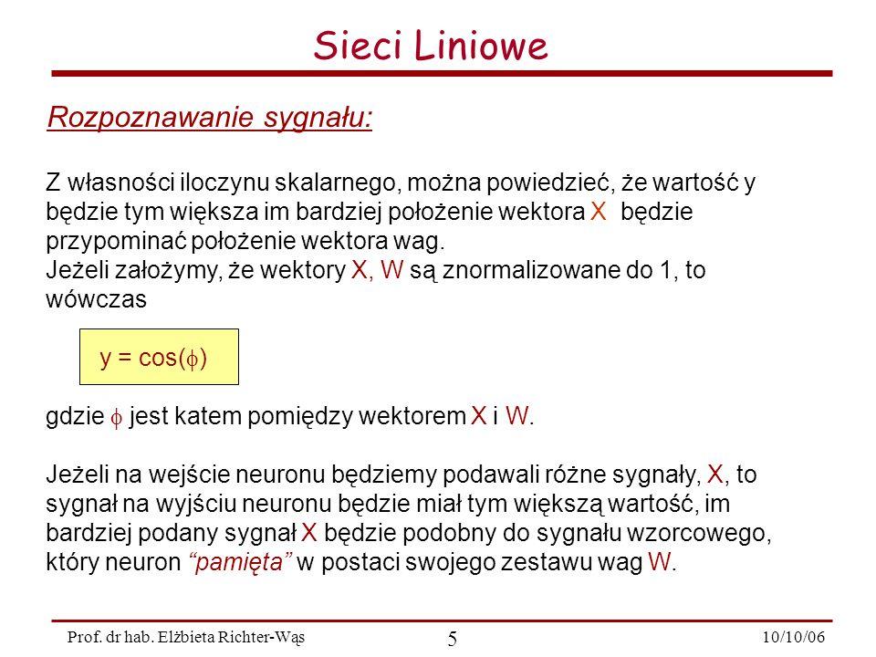 10/10/06 36 Prof.dr hab.