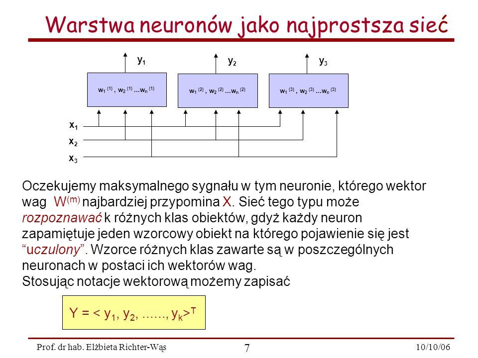 10/10/06 38 Prof.dr hab.