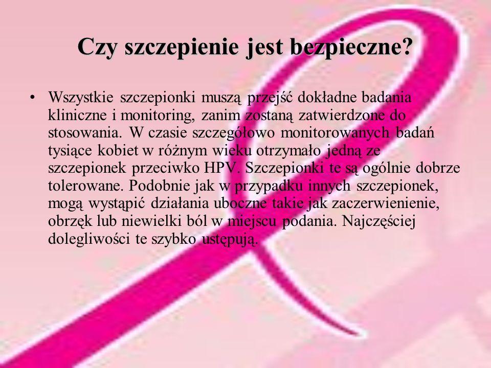 Czy szczepienie jest bezpieczne? Wszystkie szczepionki muszą przejść dokładne badania kliniczne i monitoring, zanim zostaną zatwierdzone do stosowania