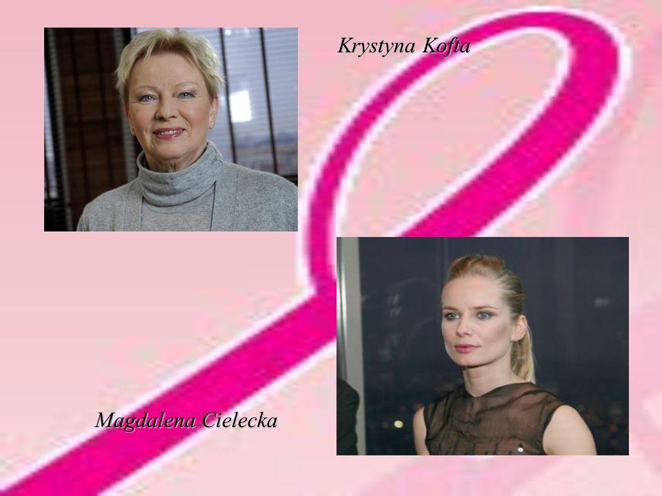 Magdalena Cielecka Krystyna Kofta