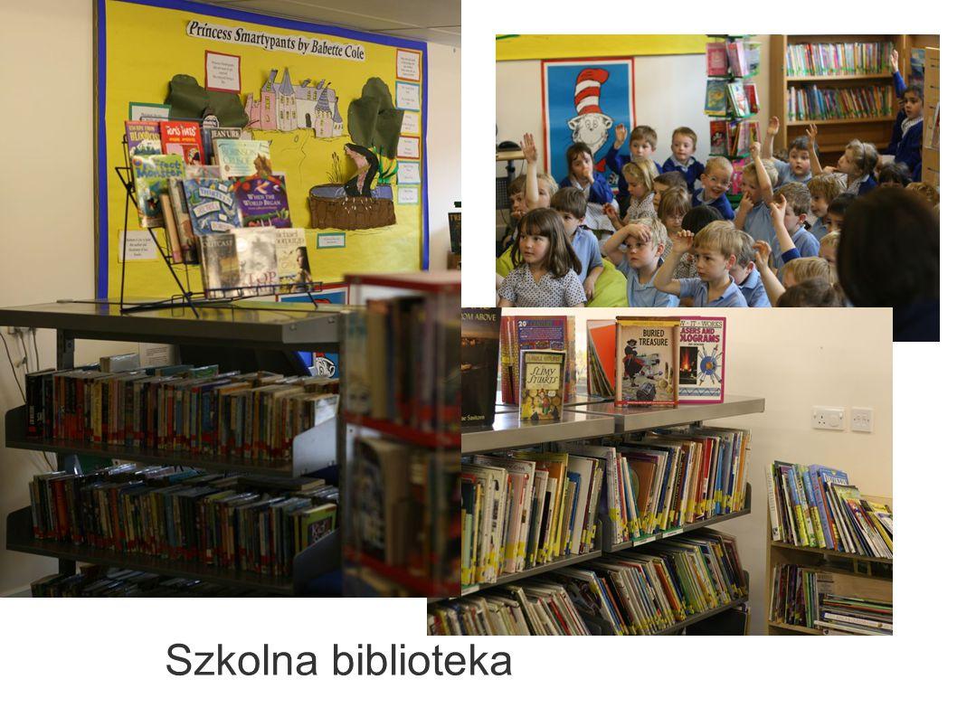Szkolna biblioteka