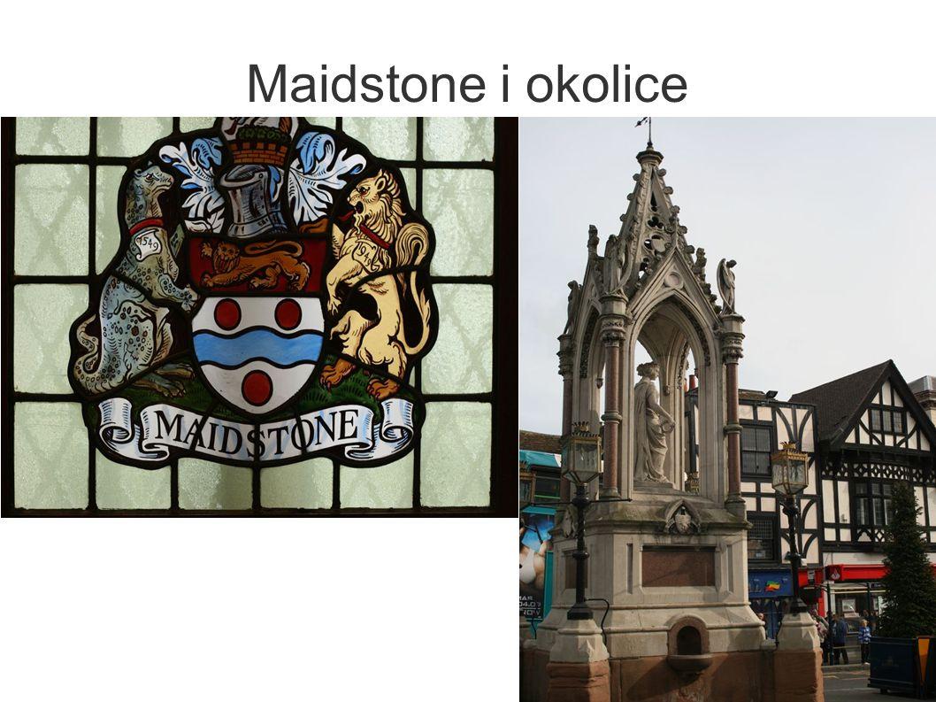 Maidstone i okolice