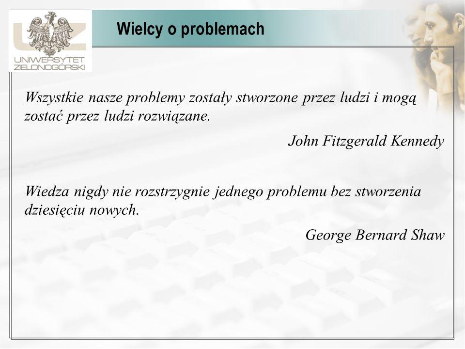 Wprowadzenie Przykłady problemów zarządzania przedsiębiorstwem produkcyjnym Kompleksowe rozwiązywanie problemów przy użyciu nowoczesnych technologii informatycznych.