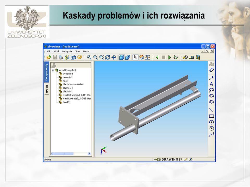 Niektóre uboczne efekty wdrożenia Usprawnienie procesów montażu systemów opartych o materiały znormalizowane.