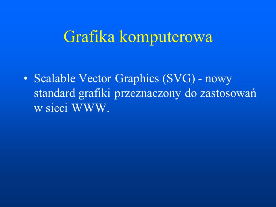 Canvas – szablon Canvas tutorial function draw() { var canvas = document.getElementById( tutorial ); if ( canvas.getContext ) { var ctx = canvas.getContext( 2d ); } else { document.write( No HTML 5 Canvas support.