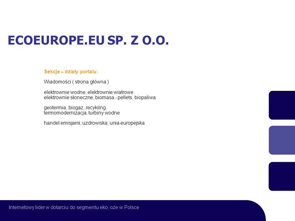 ECOEUROPE.EU SP. Z O.O.