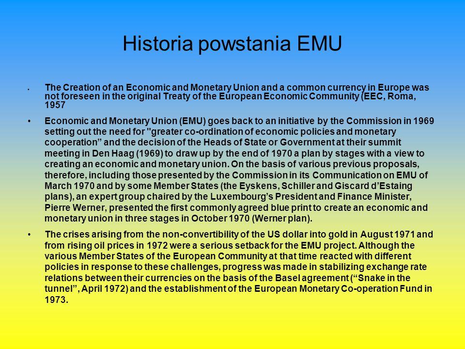 Reforma SGP z 2005 roku – postulaty ekonomistow Zgodnie z teorią ekonomiczną, zmuszenie krajów o niskiej stopie inflacji do ścisłego przestrzegania zaleceń Paktu, może jedynie pogorszyć ich sytuację gospodarczą.