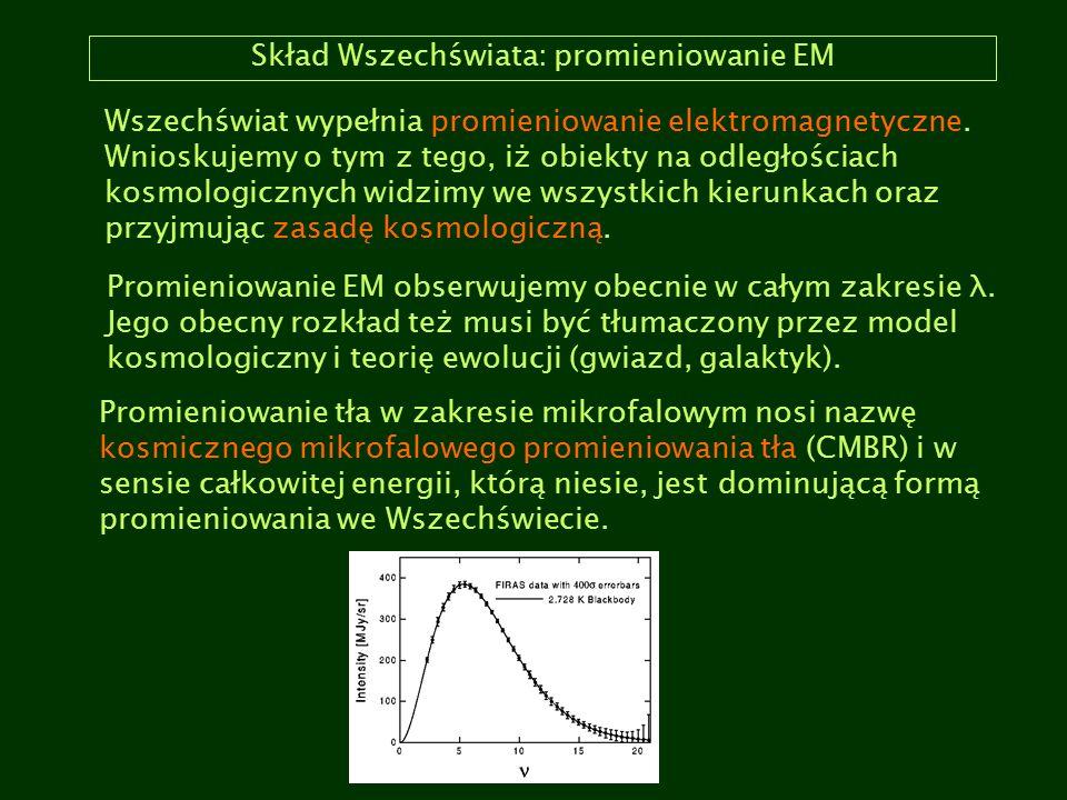 Następne modele: Friedmanna-Robertsona-Walkera 1922-1924: Aleksander Friedmann: kosmologiczne modele Einsteina i de Sittera są specjalnymi przypadkami znacznie szerszej klasy modeli spójnych z równaniami OTW i zasadą kosmologiczną.