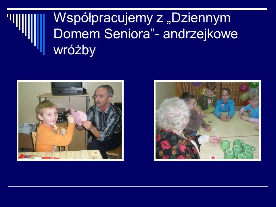 """Współpracujemy z """"Dziennym Domem Seniora - andrzejkowe wróżby"""