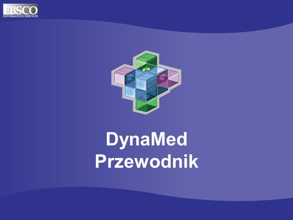 DynaMed Przewodnik