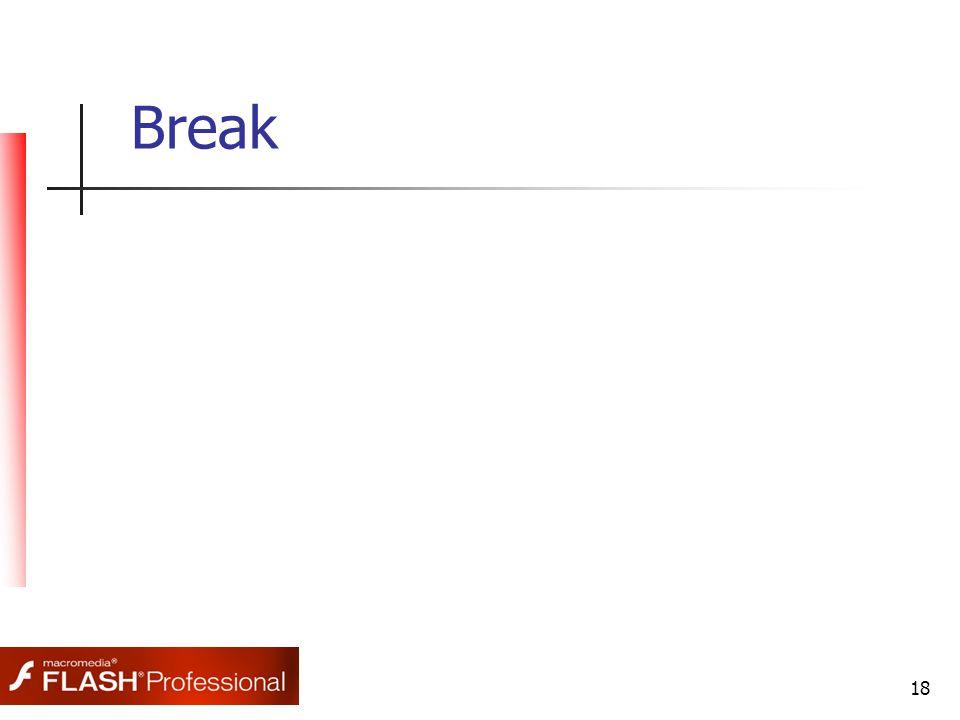 18 Break