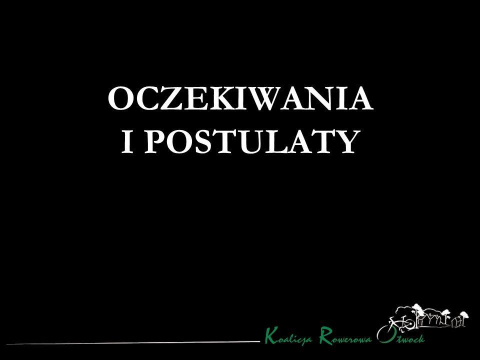 OCZEKIWANIA I POSTULATY