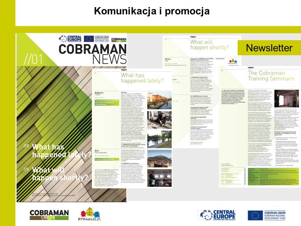 Komunikacja i promocja Newsletter