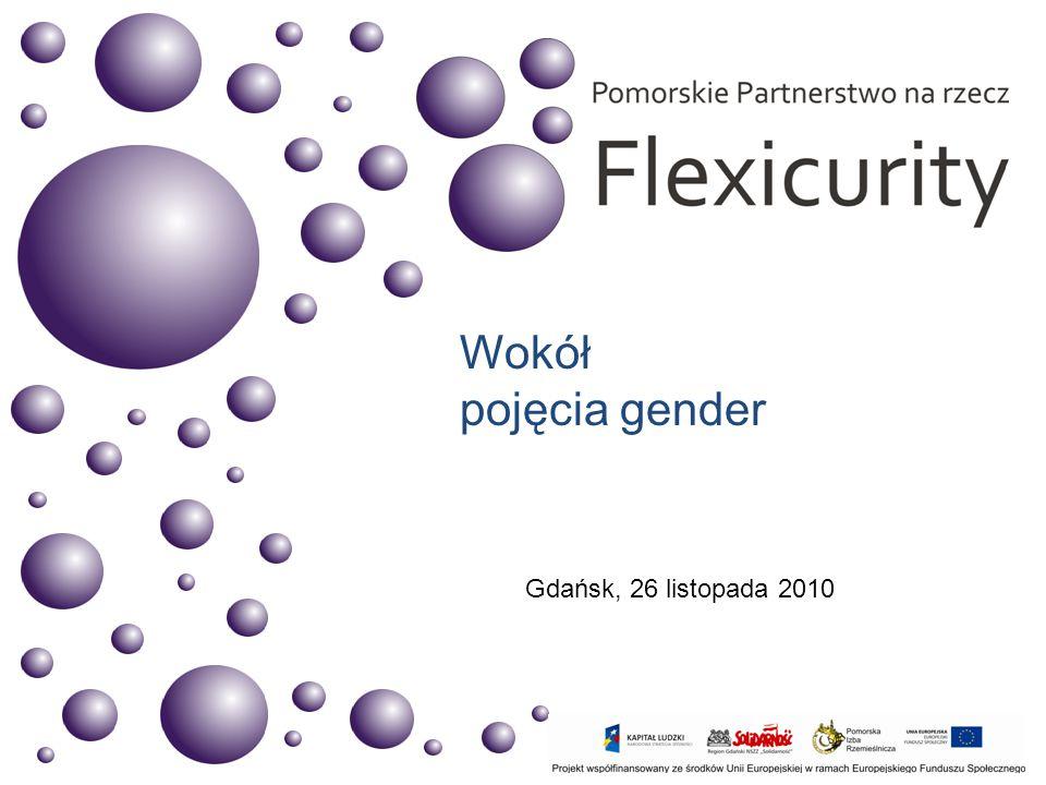 Wokół pojęcia gender Gdańsk, 26 listopada 2010