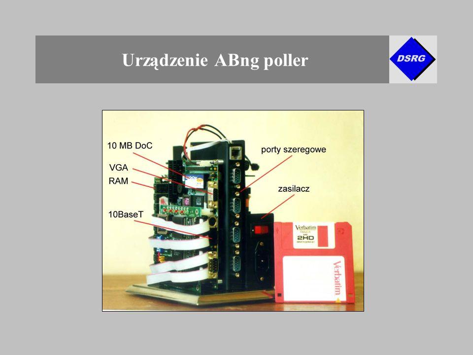 Urządzenie ABng poller