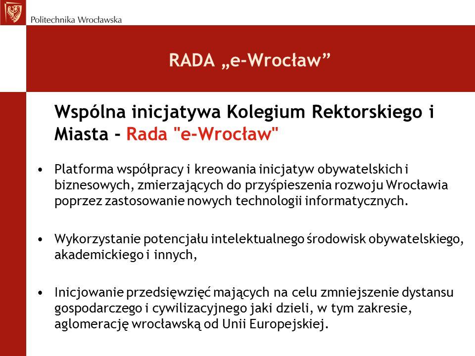 Wspólna inicjatywa Kolegium Rektorskiego i Miasta - Rada