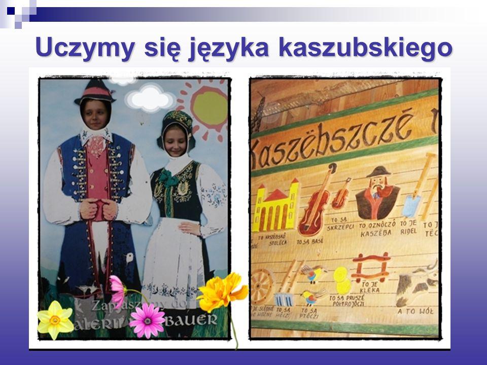 Uczymy się języka kaszubskiego