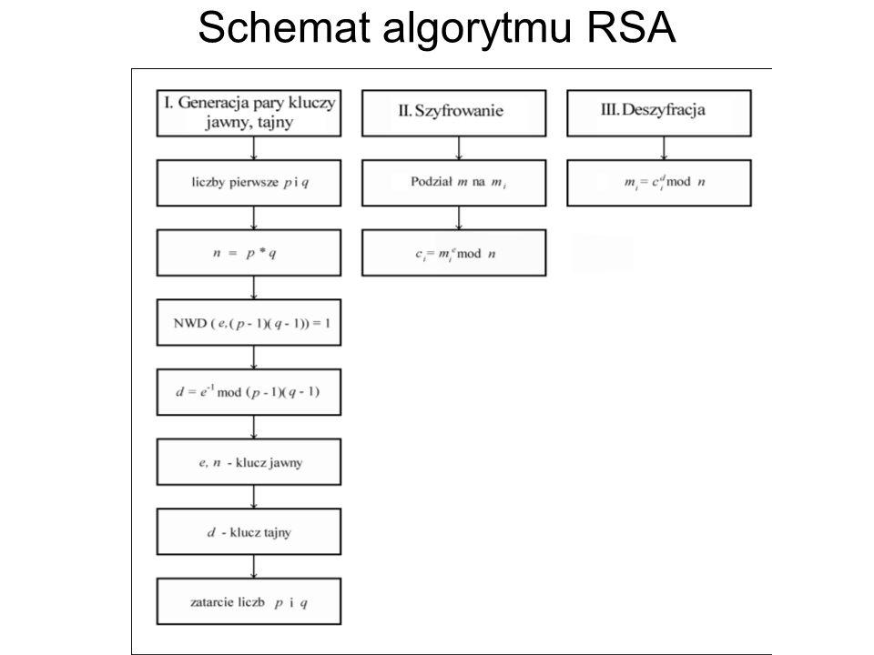 Bezpieczne algorytmy realizacji transakcji w sieciach komputerowych oparte są na kryptografii algorytmami kryptograficznymi z kluczem jawnym, Najczęściej stosowanymi algorytmami kryptograficznymi z kluczem jawnym, mającymi na celu ochronę danych podczas transmisji internetowych wykorzystywanych w handlu elektronicznym, są algorytmy RSA i ElGamala.