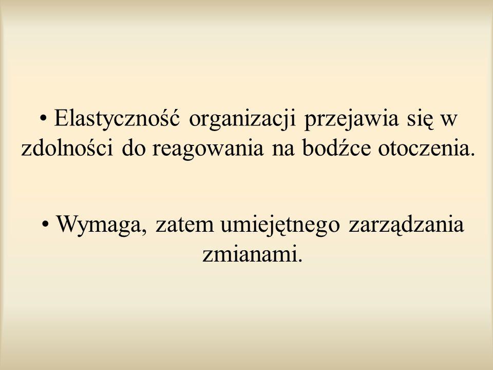 Kultura organizacji stanowi zbiór norm, wartości, postaw czy wzorów zachowań, tradycji.