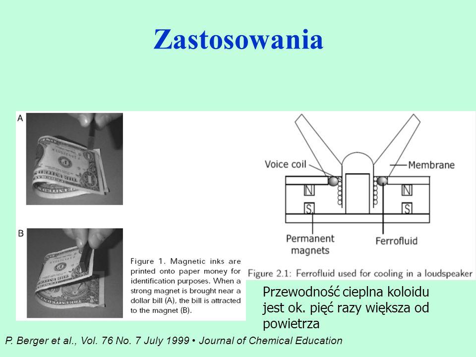 Zastosowania P.Berger et al., Vol. 76 No.