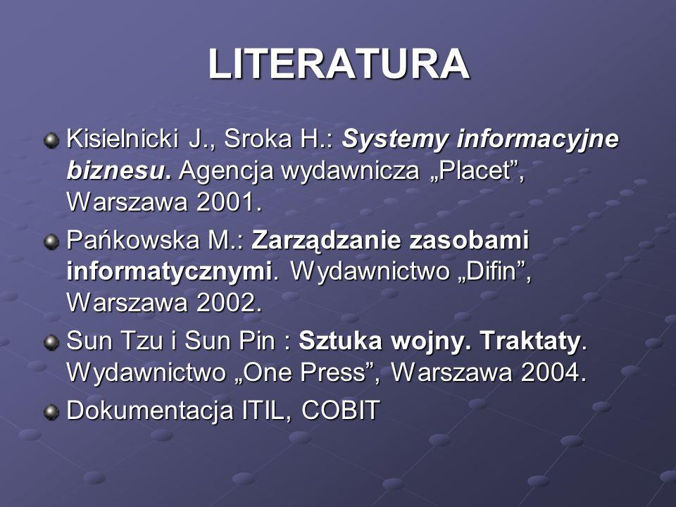 Klasyfikacja systemów informatycznych (SI) Systemy wspomagania zarządzania (SIZ), Systemy wspomagające projektowanie i wytwarzanie, Aplikacje domowe, biurowe, rozrywkowe, Systemy wbudowane, Systemy zarządzania komputerem.