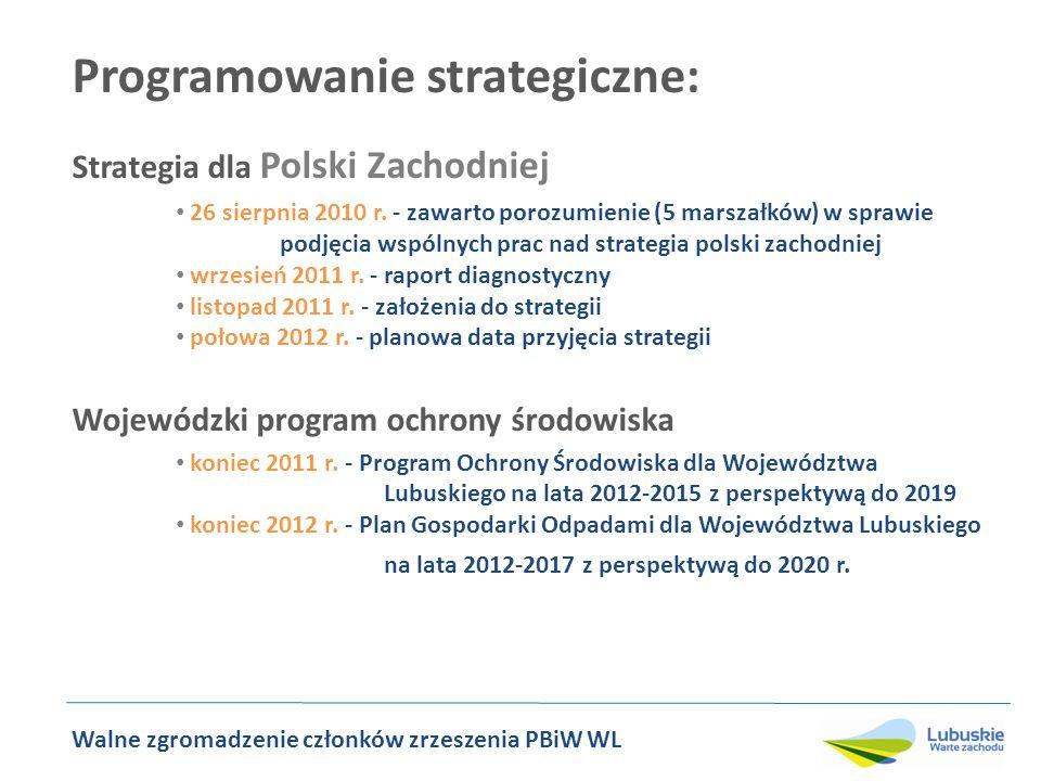 Infrastruktura i transport: umowa na przewozy kolejowe (dofinansowanie 29,6 mln zł + 8,15 mln na fundusz kolejowy - zmiana dotychczasowego zakresu umowy (modernizacja i remonty taboru, ubezpieczenie szynobusów audyt – sprawdzenie finansowania przewozów kolejowych (wynik – możliwość analizy realnych kosztów poniesionych na przewozy) port lotniczy: - przywrócenie lotów od 20 czerwca 2011 r.