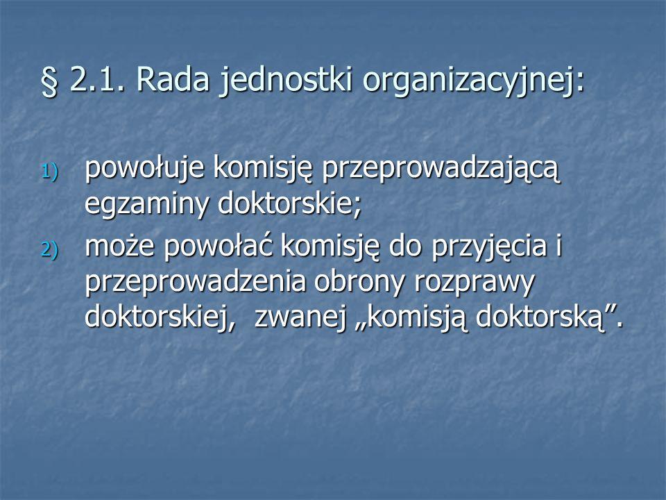 § 2.1.