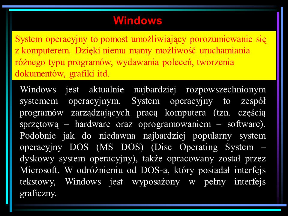 2001 Windows