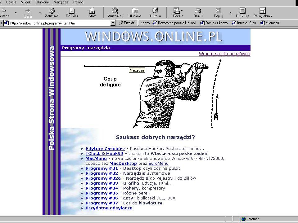 Tipsy w Windows - 1 Tymczasowe wyłączenie autostartu Aby po włożeniu płyty CD nie uruchamiał się automatycznie autostart należy po wsunięciu CD-Rom-u przytrzymać, aż CD przestanie czytać płytę.