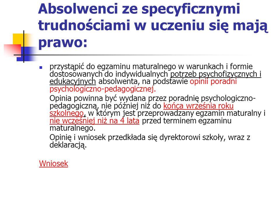 Egzamin maturalny w części ustnej z języka polskiego trwa około 25 minut i składa się z dwóch części: prezentacji tematu wybranego z listy tematów, która trwa około 15 minut, rozmowy zdającego z zespołem przedmiotowym, która jest związana z prezentowanym tematem.