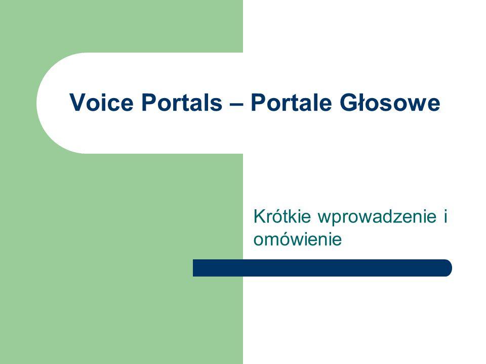 Genesys Voice Portal