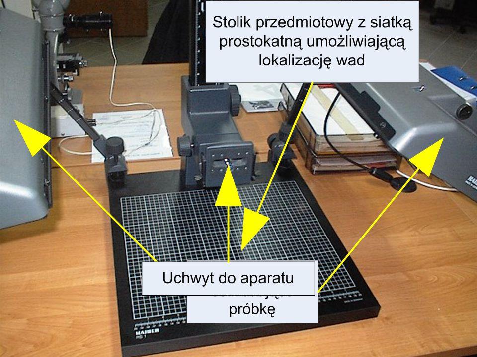 Laboratorium Federal Mogul Bimet S.A. Badania makroskopowe Wykonywane za pomocą cyfrowego aparatu fotograficznego