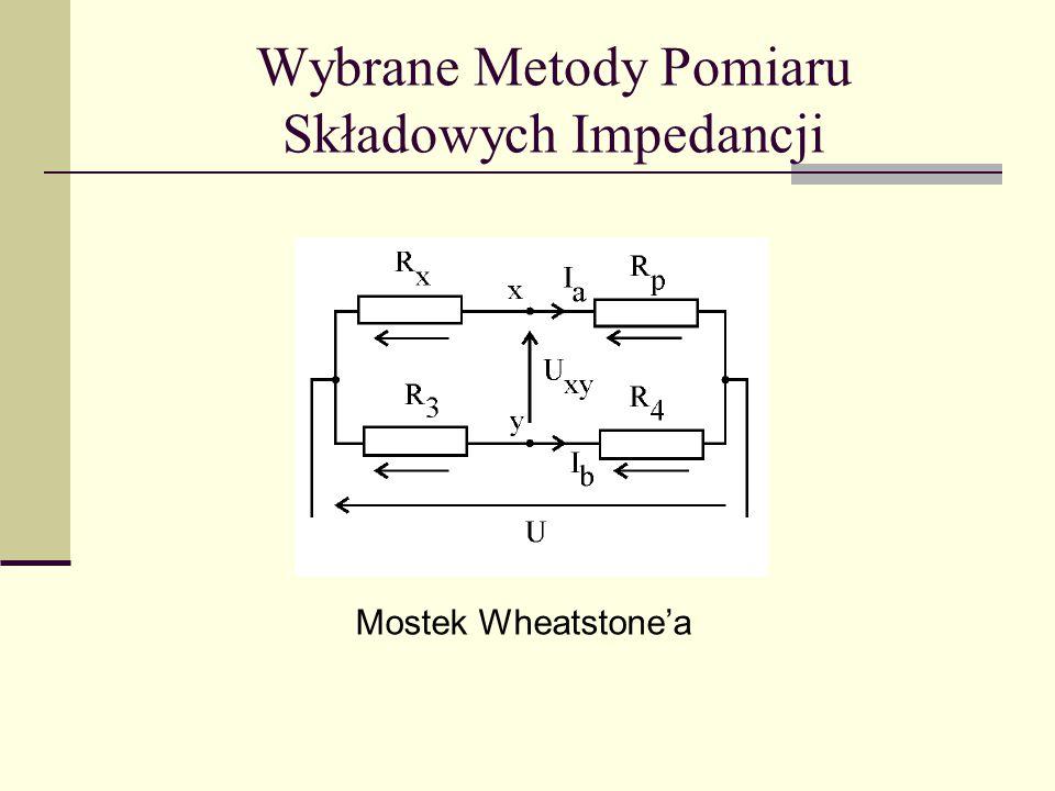 Mostek Wheatstone'a
