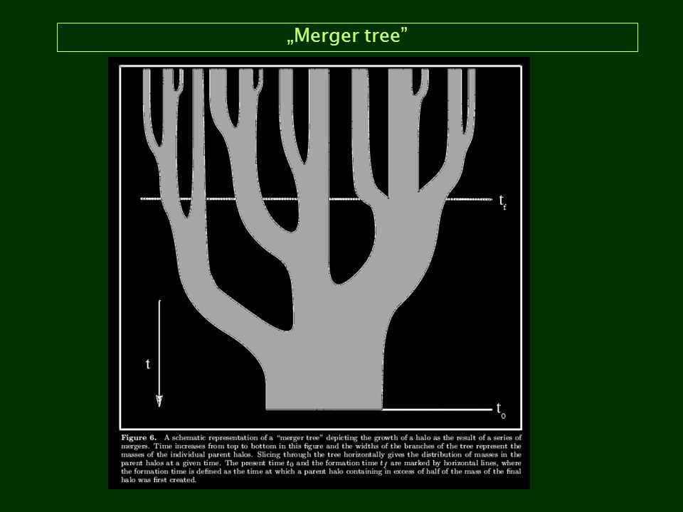"""Merger tree"""