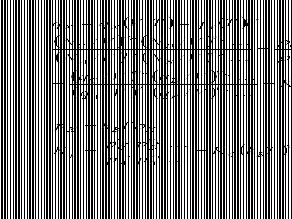 Przykład 1: asocjacja sodu w fazie gazowej 2Na=Na 2  12 =16000cm -1 =45 kcal/mol  1 =2 (term 2 S 1/2 )