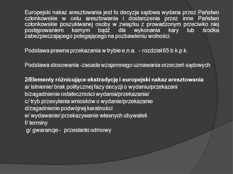 ad.e/ Trybunał Konstytucyjny w wyroku P 1/05 z dnia 27 kwietnia 2005 – art.