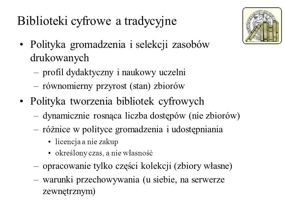 Publikacje – statystyka [1] Przeciętna roczna liczba tytułów publikowanych w Polsce książek naukowych i ich nakładów na podstawie: Ruch Wydawniczy w liczbach XLIX 2003.