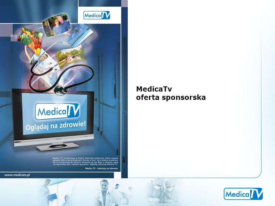 MedicaTv oferta sponsorska