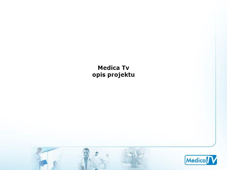 Medica Tv opis projektu