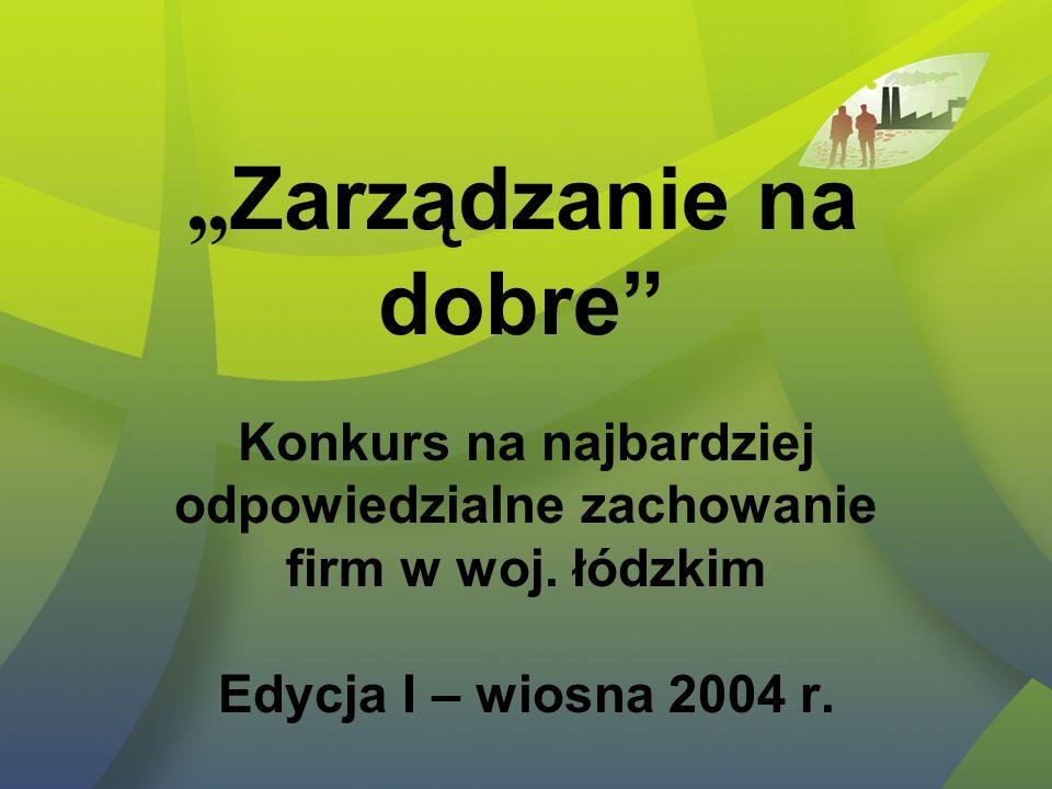 Zwycięzcy : I miejsce: BP Polska Wyróżnienia za miejsca II-V Pryzmat Mercedes-Benz Polska Grupa ATLAS Polska Grupa Farmaceutyczna