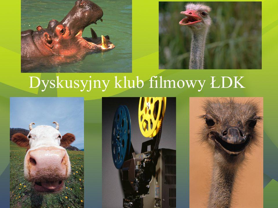 Dyskusyjny klub filmowy ŁDK