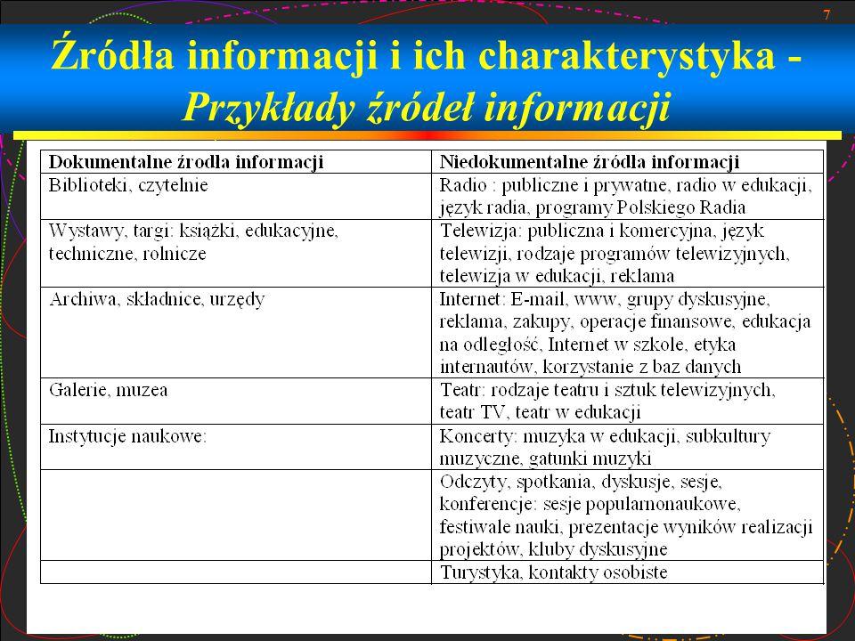 18 Bibliografia 1.