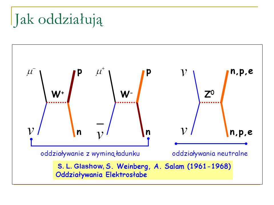 Neutrino czy Antyneutrino? Dirac czy Majorana? Rozważmy dwa rozpady pionów: prawoskrętne Detektor lewoskrętny Detektor