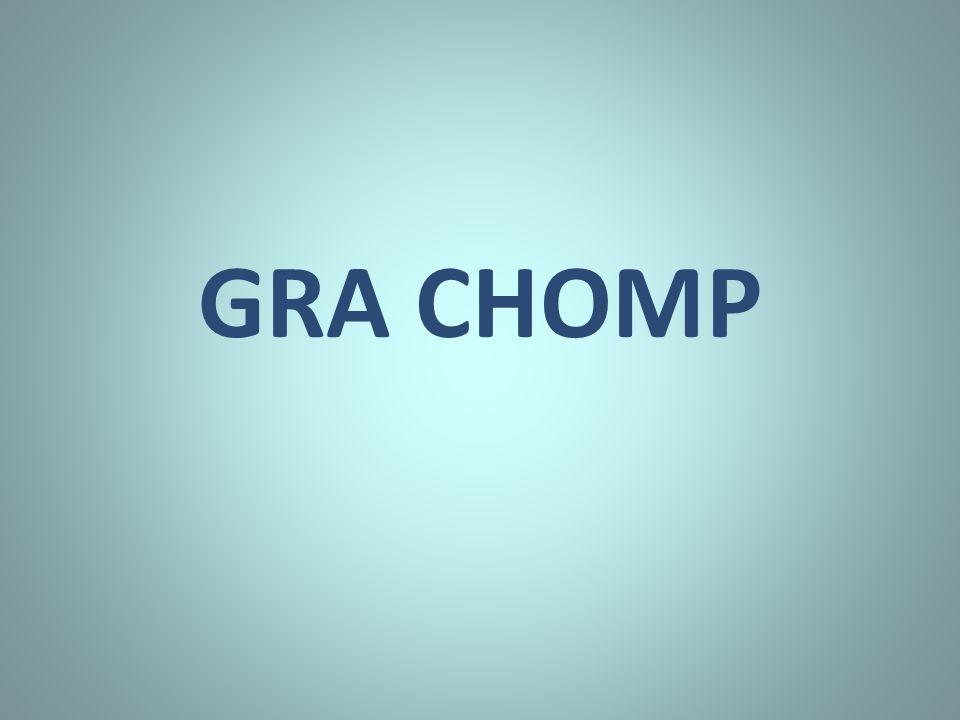 GRA CHOMP