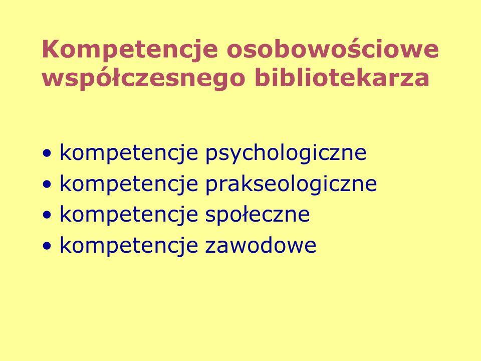 """Współczesny bibliotekarz steward wiedzy przewodnik po świecie wiedzy """"komandos informacji bibliotekarz hybrydowy"""
