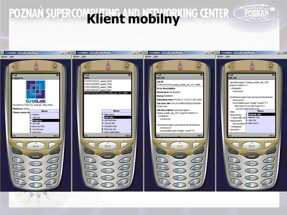 Klient mobilny