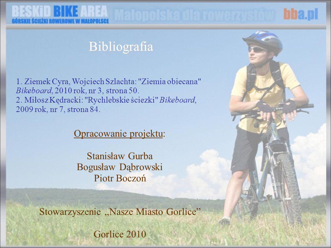 Bibliografia 1. Ziemek Cyra, Wojciech Szlachta: