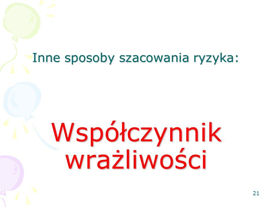 20 Jak sprawdzić, czy badana cecha ma rozkład normalny Ściągnij i zainstaluj program z www.kufel.torun.pl (gretl install165.exe lub gretl install.exe)